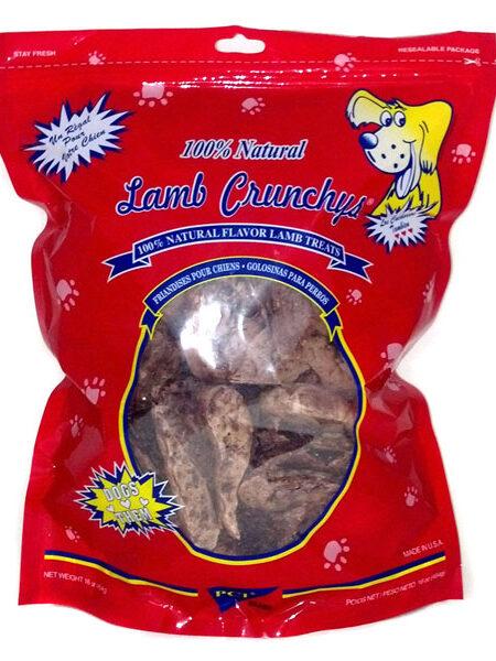 Lamb Lung Munchie 3oz