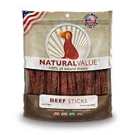 Natural Value® Beef Meat Sticks 14oz