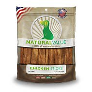 Natural Value® Chicken Meat Sticks 14oz