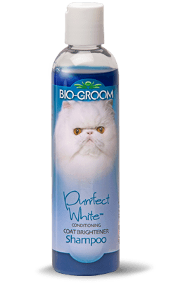 Purrfect White Shampoo 8oz
