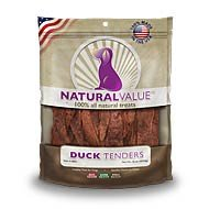 Natural Value® Duck Tenders 14oz