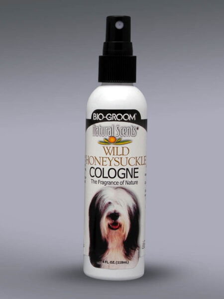 Natural Scents Cologne Wild Honeysuckle 4oz