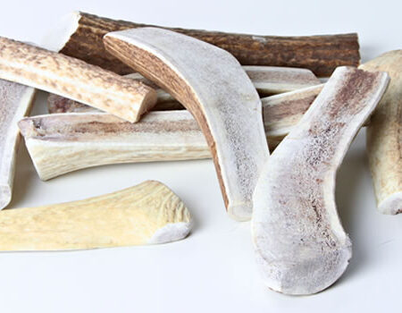 "Antler Chew 4-6"" Small Split"