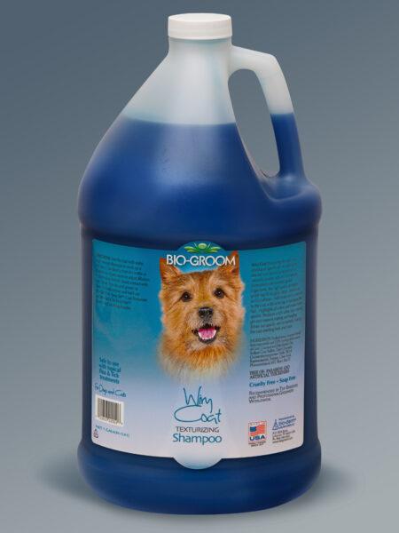 Wiry Coat Shampoo 1gal