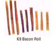 "K-9 Bacon Roll 10"" s/w"