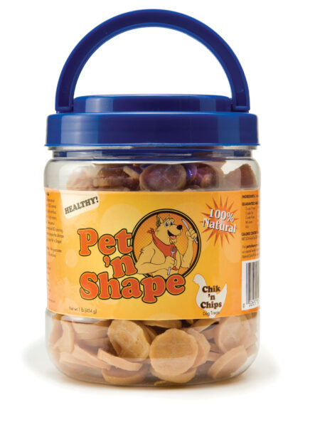 Chik 'n Chips 16oz Tub