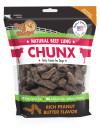 Natural Beef Lung CHUNX Peanut Butter 1lb