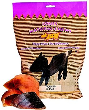 Cow Hooves 10pk bag
