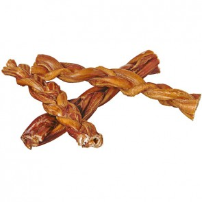 "Braided 5"" Beef Pizzle"
