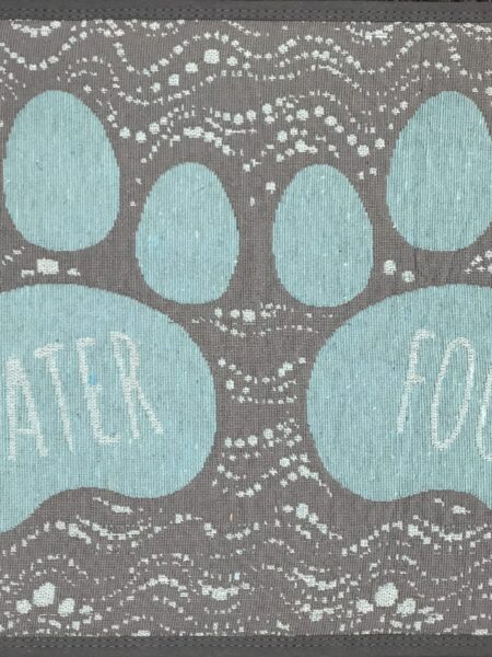 Food & Water  Fashion Mat