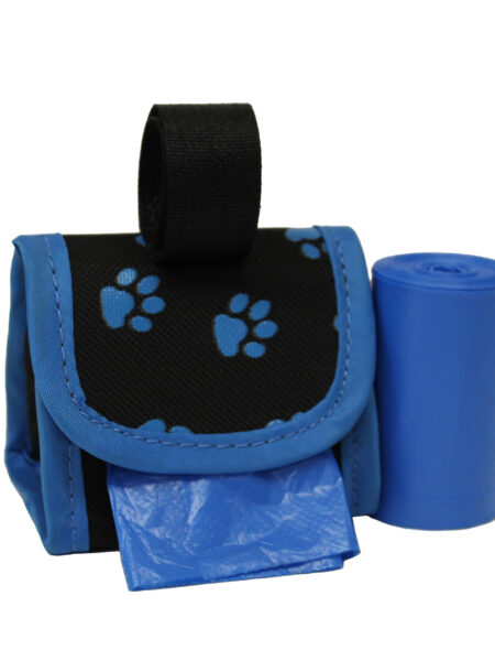 Waste Bag Dispenser - Blue Paws