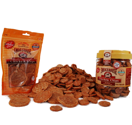 Chicken Chips Small-8oz