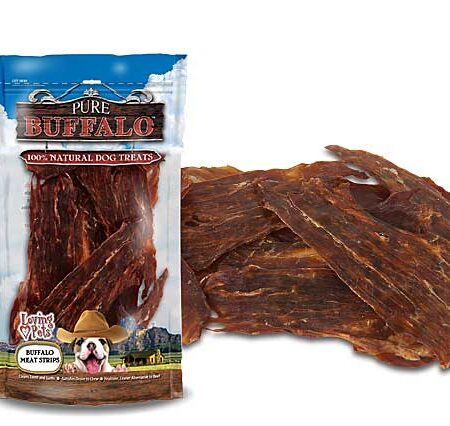 Buffalo Jerky Strip (3.5/48cs)