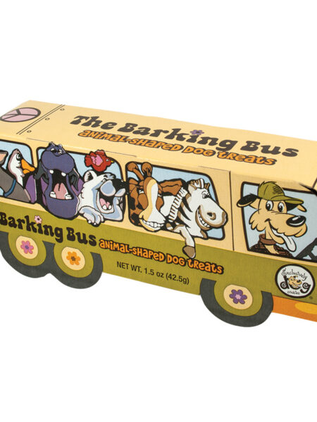Barking Bus Animal Cookies 1.5oz/24cs