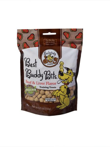 Best Buddy Bits-Beef & Liver Flavor 5.5oz