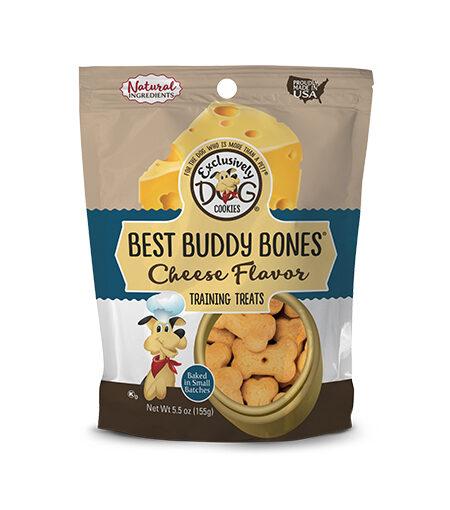 Best Buddy Bones-Cheese Flavor 5.5oz/12cs