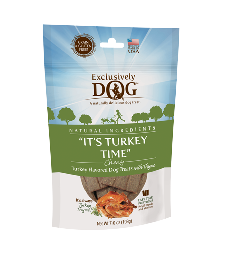 It's Turkey Time-Grain Free 7oz/12cs