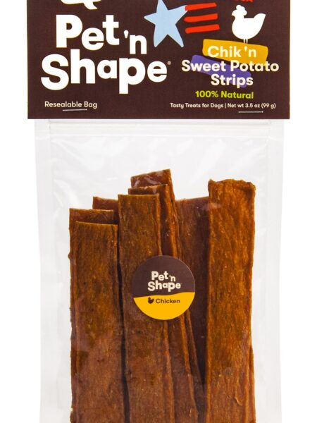 Chik 'n Sweet Potato Strips (14oz/12cs)