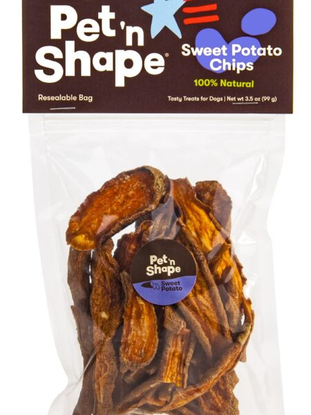 Sweet Potato Chips (3.5oz/24cs)