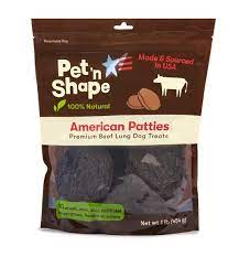 American Beef Patties 1lb Bag