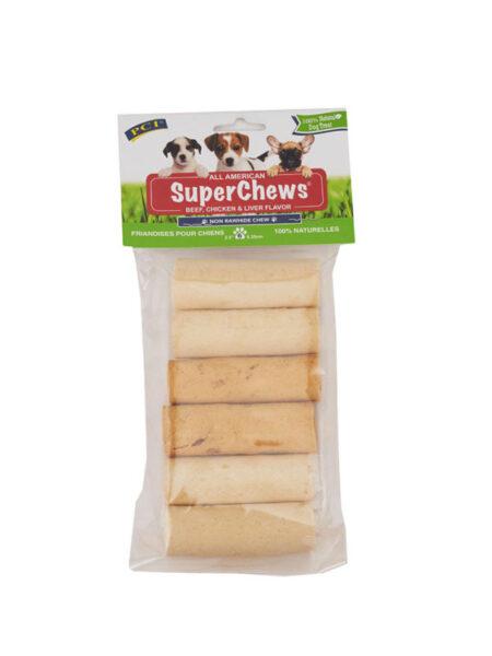 All American Super Chews Beef, Liver & Chicken