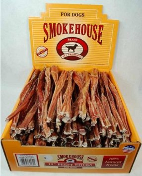 "Premium Beef Pizzle Sticks 12"" Bulk"