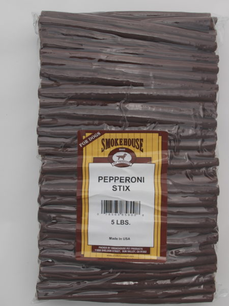 Beef Pepperoni Stix 5 LB Pack