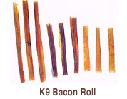 "K-9 Bacon Roll 8"" s/w"