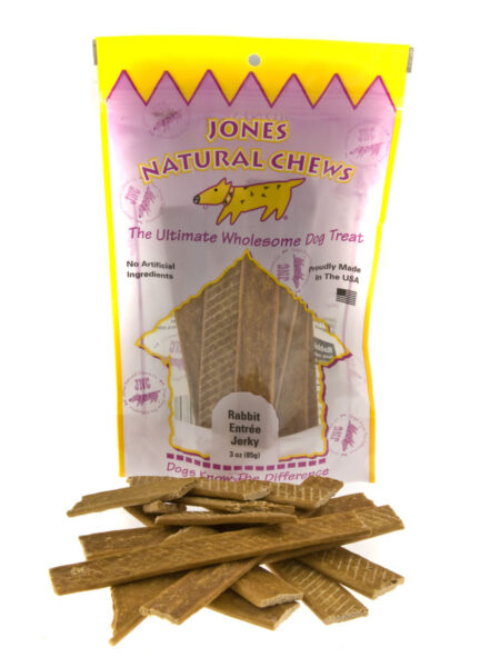 Rabbit Jerky 10ct Pack