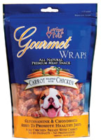 Carrot & Chicken Wraps 8oz