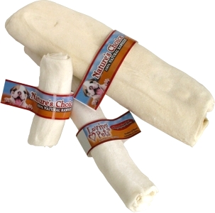 "Loving Pet 10"" White Retriever Roll"