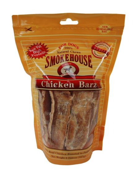 Chicken Barz 4oz