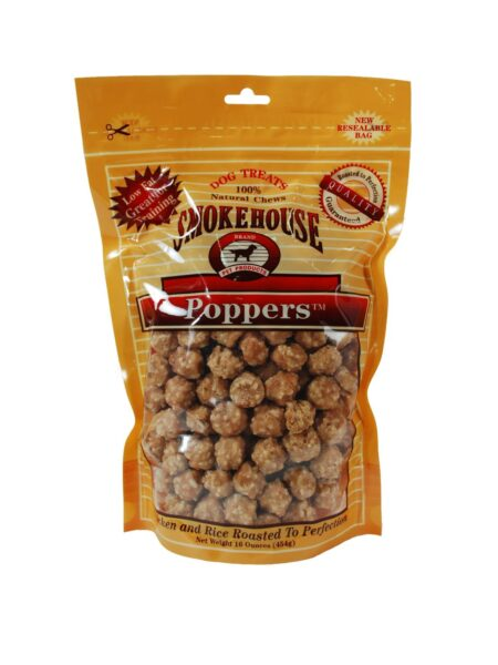 Chicken Poppers 1lb Bag
