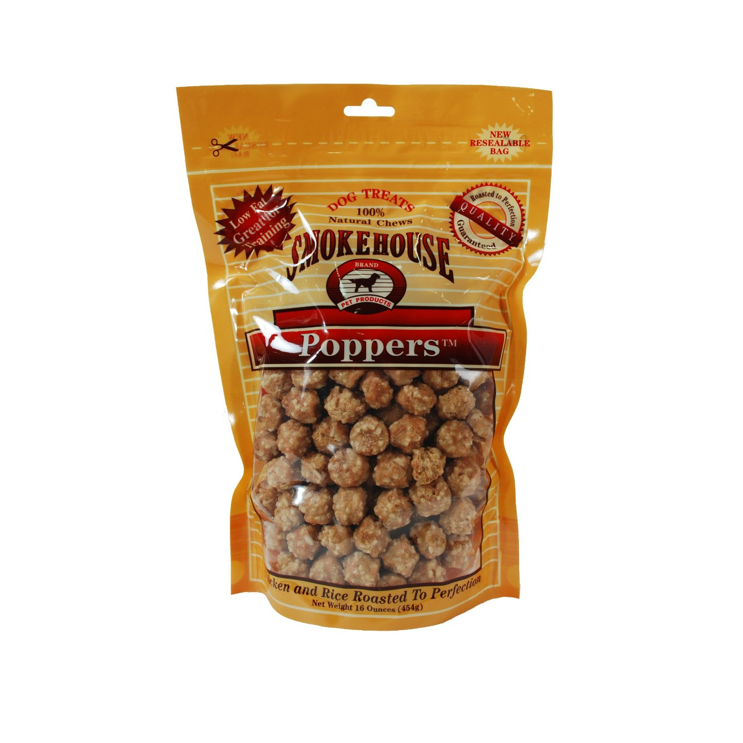 Chicken Poppers 1lb