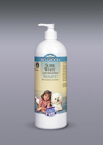 Super White Shampoo 32oz