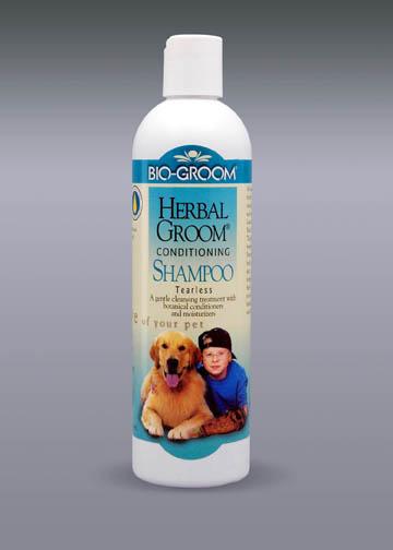 Herbal Groom Shampoo 12oz