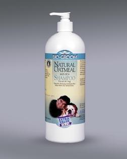 Oatmeal Shampoo