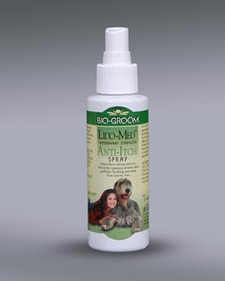 Lido-Med Anti Itch Spray 4oz
