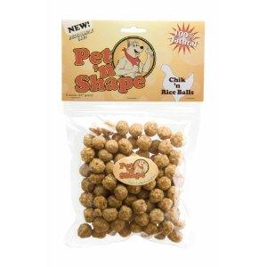 Chick 'n Rice Balls 8oz