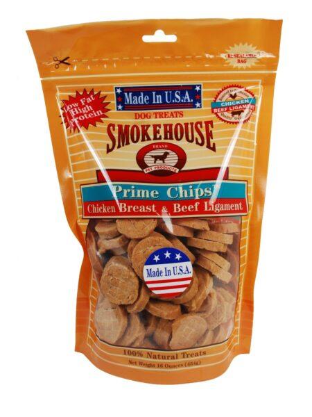 USA Prime Chips Chicken/Beef 8oz