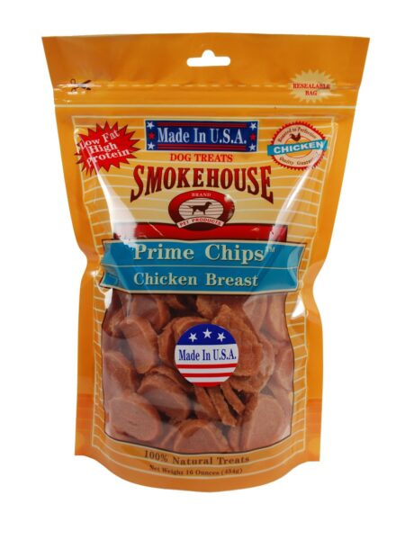 USA Prime Chicken Chips 8oz