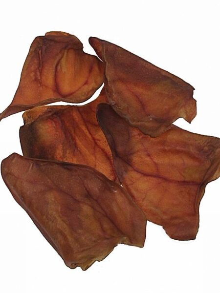 Pig Ears Natural ( 100cs )