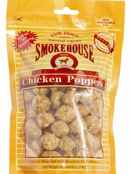 Chicken Poppers 4oz