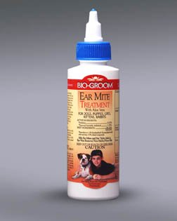 Ear Mite Treatment 1oz