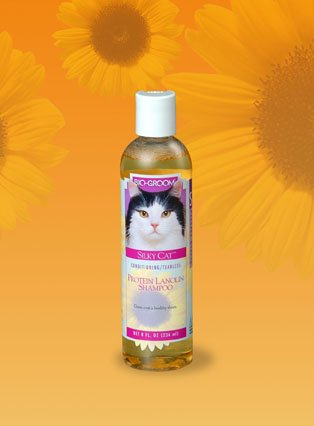 Silky Cat Shampoo 8oz