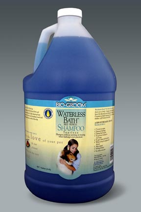Waterless Shampoo 1gal