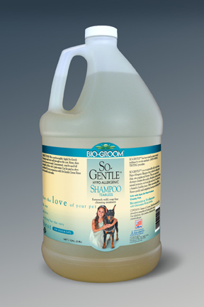 So-Gentle Shampoo 1gal