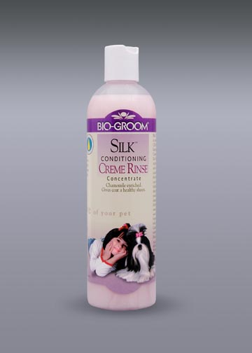 Silk Creme Rinse Conditioner 12oz