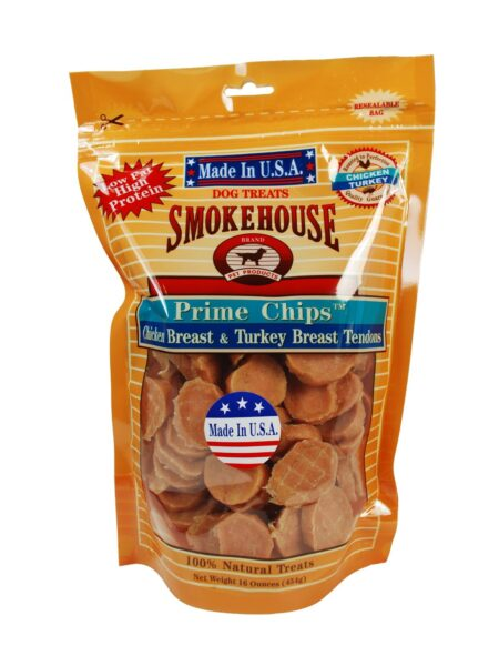 USA Prime Chips Chicken/Turkey 8oz