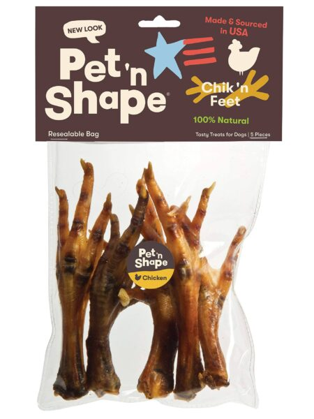 Chicken Feet 5pcs. per pack